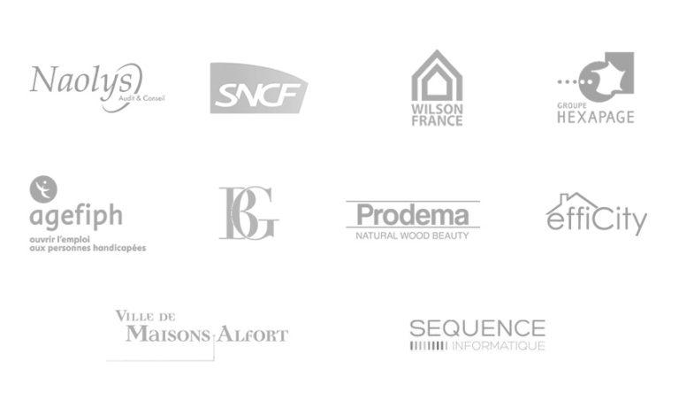 logos entreprises de confiance © jcdphoto